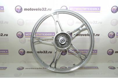 Диск переднего колеса 1.2-17 мопед Orion Delta Alpha