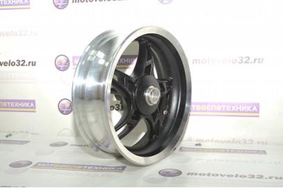 Диск переднего колеса 3,5-12 T L V черный
