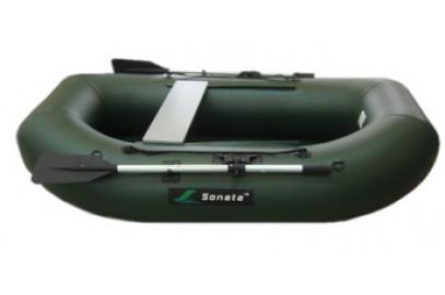 Надувная лодка Sonata 220 серая