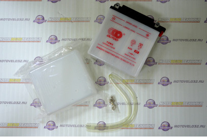 Аккумулятор 12V 5Ah N5-3B 5A кислотный 120*60*130