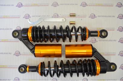 Амортизатор задний газо-маслянный Мопед Orion Virago комплект