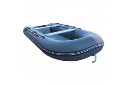 Надувная лодка Sonata 330 F (P)серая
