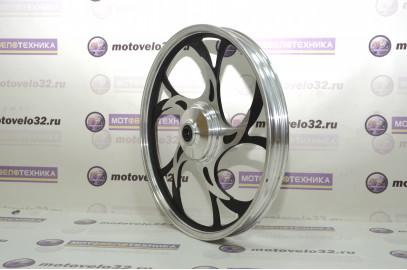 Диск переднего колеса 1.2-17 мопед Virago