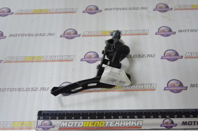 Переключатель передний  Шимано FD-TZ30 верхняя тяга