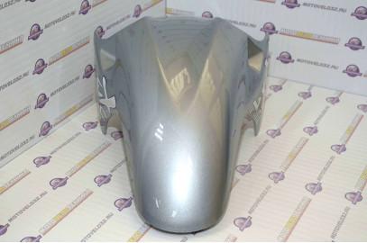 Щиток переднего колеса Flex-250 серебристый