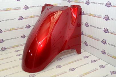Щиток переднего колеса Cometa Storm красный
