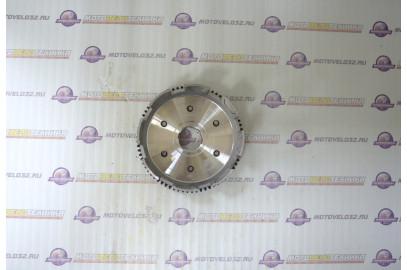 Корзина сцепления 157FMI 162FMJ (CG125-150)