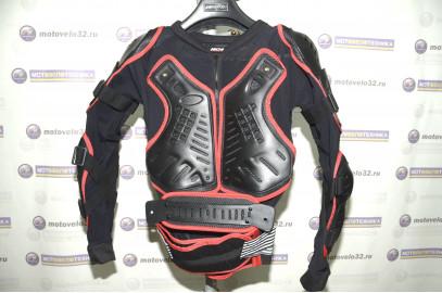 Куртка защитная черепаха Dark Knight L