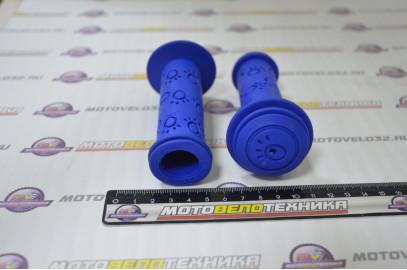 Ручки руля (грипсы L-113мм ХН-G05)цветные