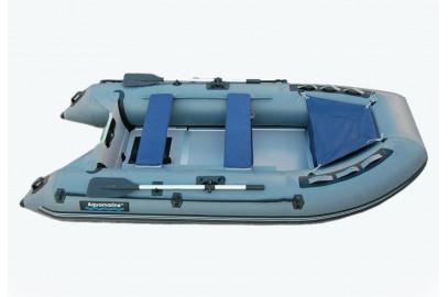 Надувная лодка Aq 330 зеленая