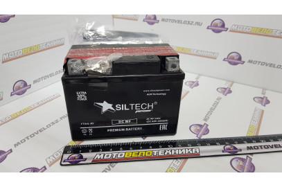 Аккумулятор 12V 4Ah SILTECH+электролит