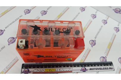 Аккумулятор 12V 6,5Ah SILTECH (135x65x100)