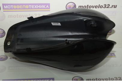 Бак топливный Мопед Alpha RX, Racer Alpha