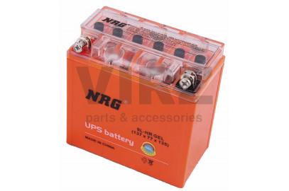 Аккумулятор 12V 9Ah NRG 137x77x135 оранжевый
