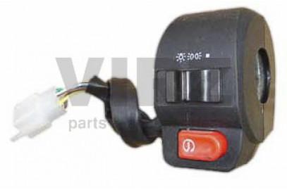 Блок переключателей рулевой правый T,V VIRZ