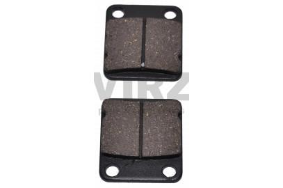 Колодки тормозные дисковые задние Irbis TTR125, питбайк